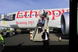 Boeing 787 Dream liner