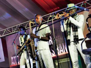 生ライブこそ、ナイロビで音楽を楽しむ醍醐味