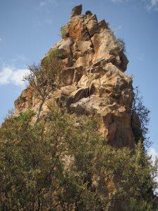 ダイナミックな岩登りに挑戦できるFISHER'S TOWER