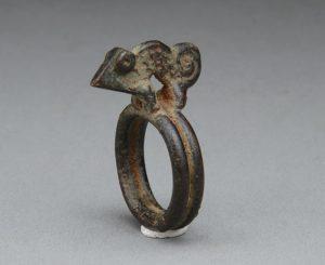 ④カメレオンの指輪(セヌフォ族)