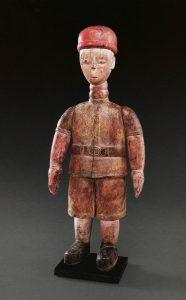 トーゴ エウェ族のコロン人形 H72cm
