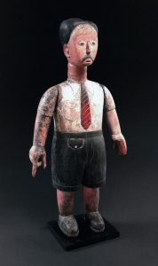トーゴ エウェ族のコロン人形 H70cm