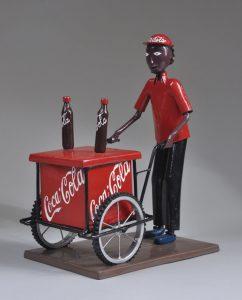コカコーラ売り