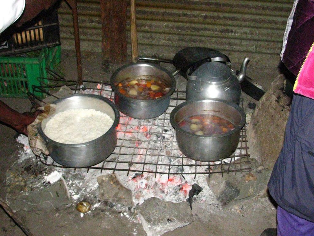 ケニア・マサイマラのキャンプ場3
