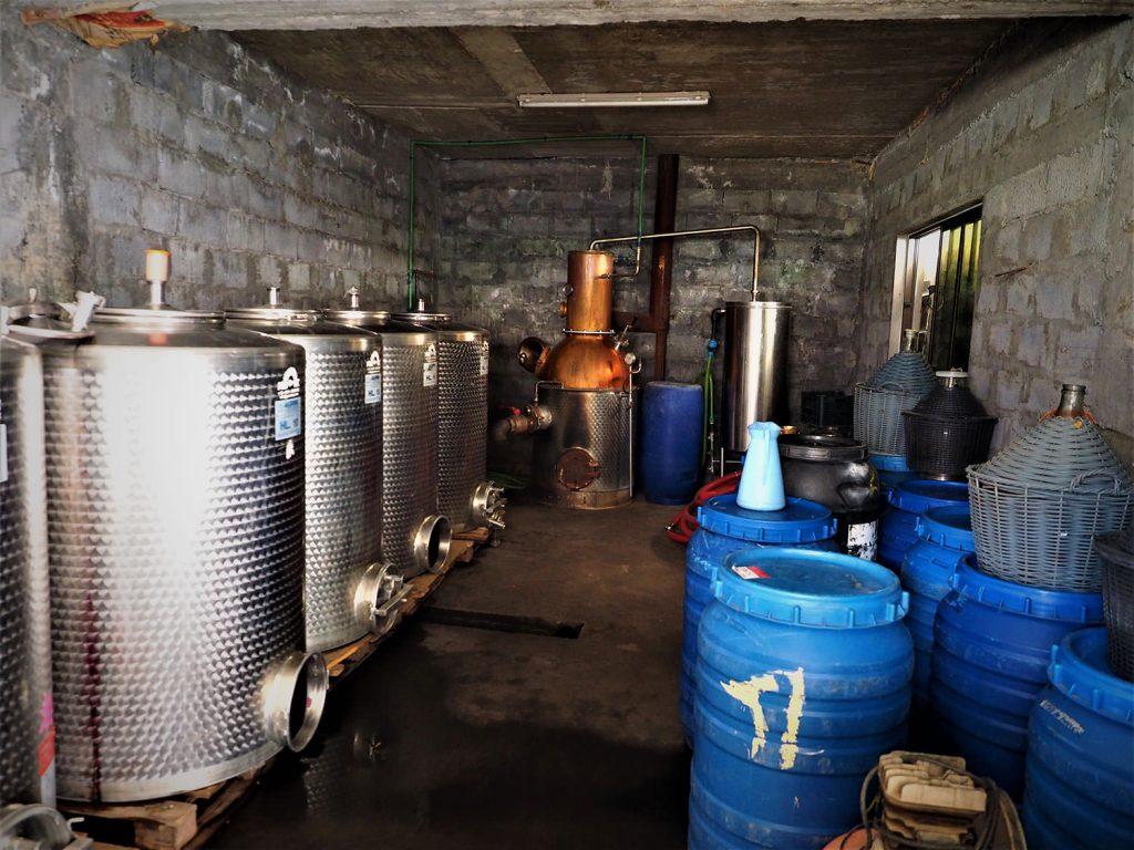 立派な醸造所です。