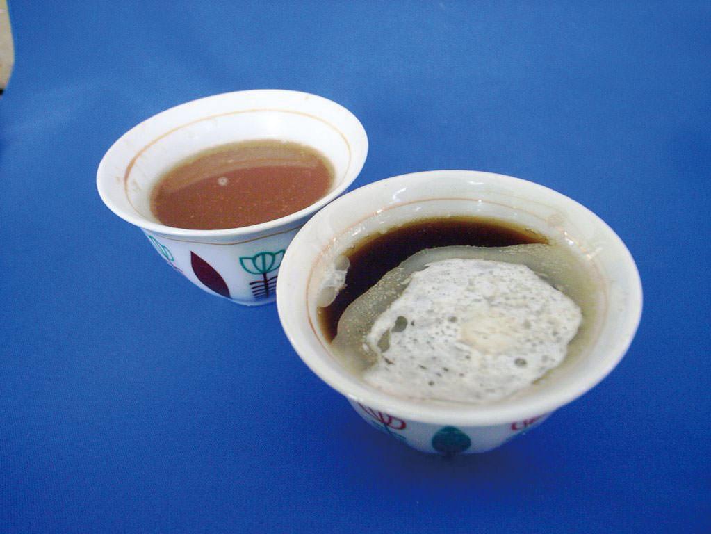 自家製バター入りコーヒー