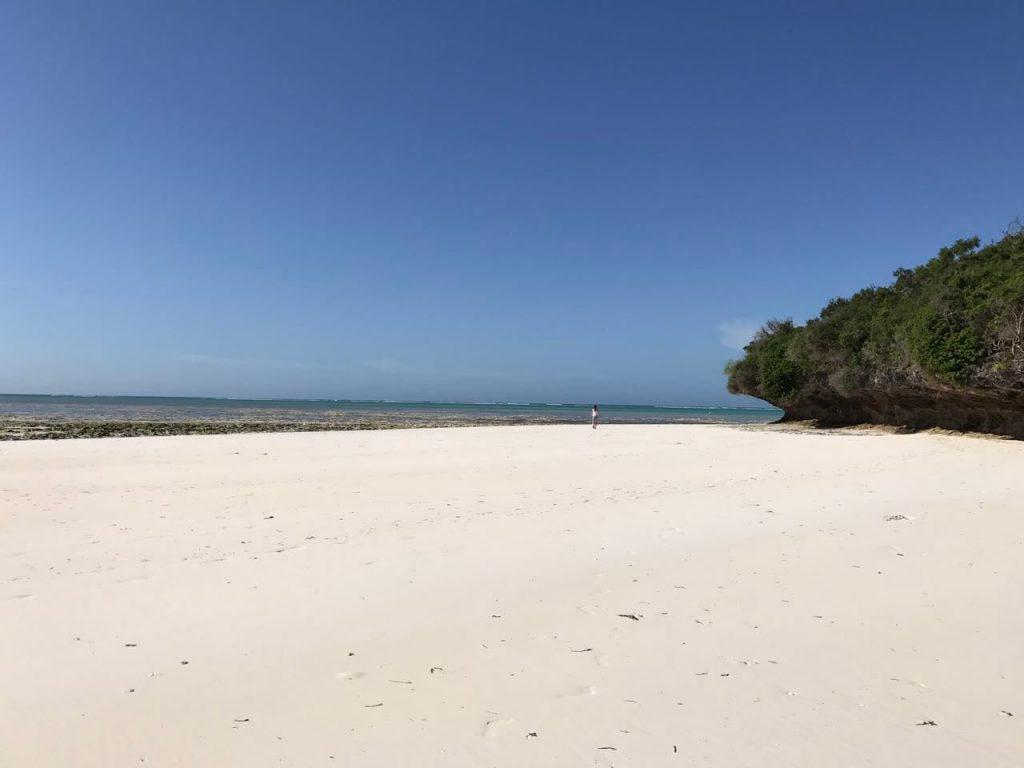 誰もいない!プライベートビーチ