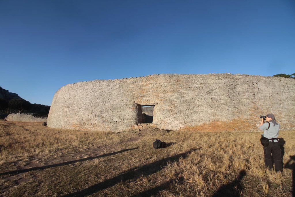 女王の宮殿として使用されていたとされるグレートエンクロージャー2