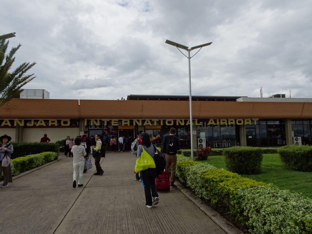 キリマンジャロ国際空港