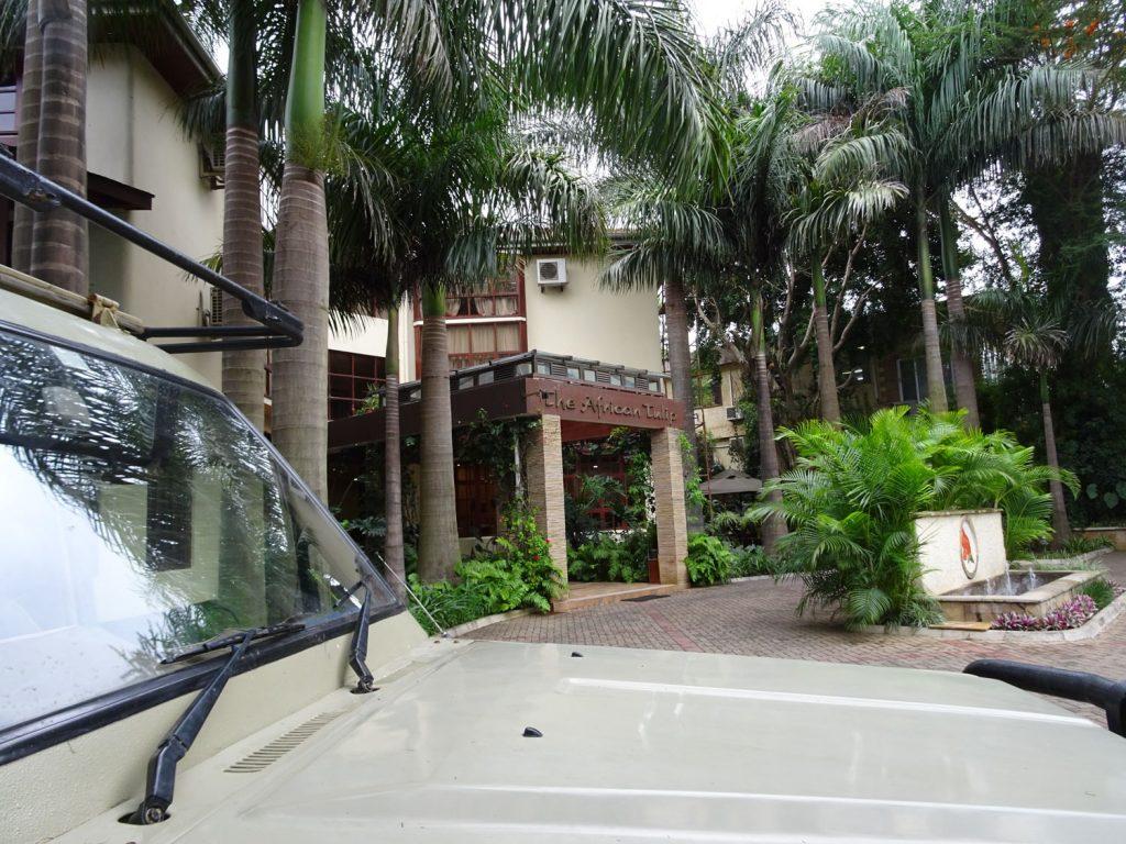 アフリカン・チューリップ・ホテル