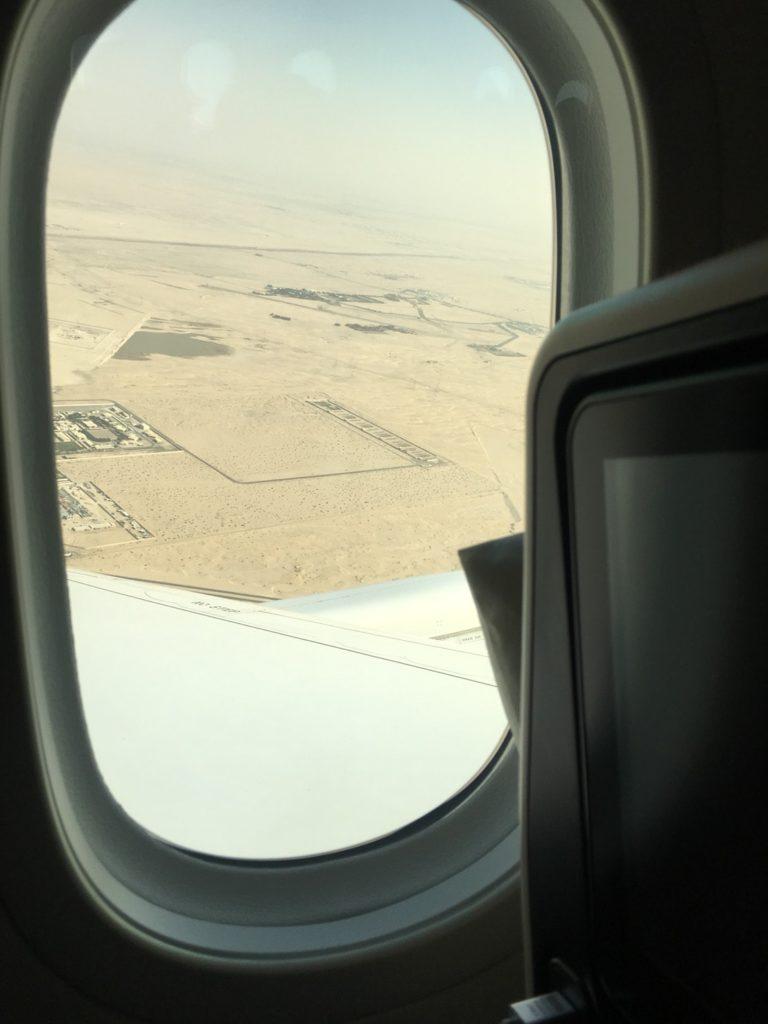 エジプト到着