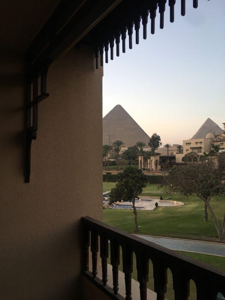 エジプトホテル