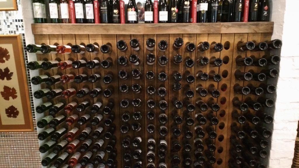 安くて美味しいワインがたくさんあります