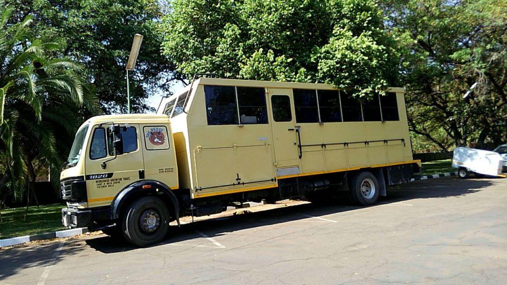 オーバーランド・トラック「ザ・ビースト」2019年の30日間でも利用予定です