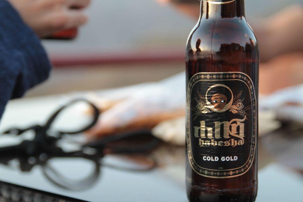 デザインが可愛いエチオピアのローカルビール