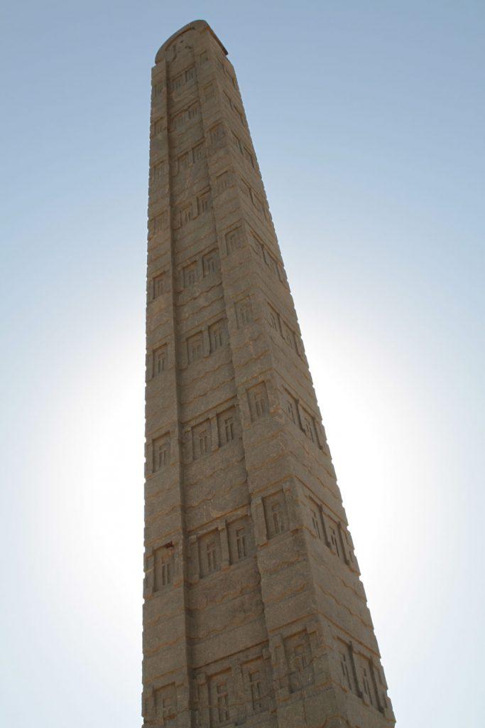 諸説があるが、王の墓石とみられているオベリスク