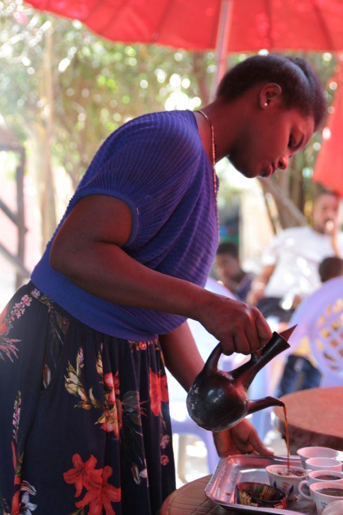 エチオピアコーヒー(4)