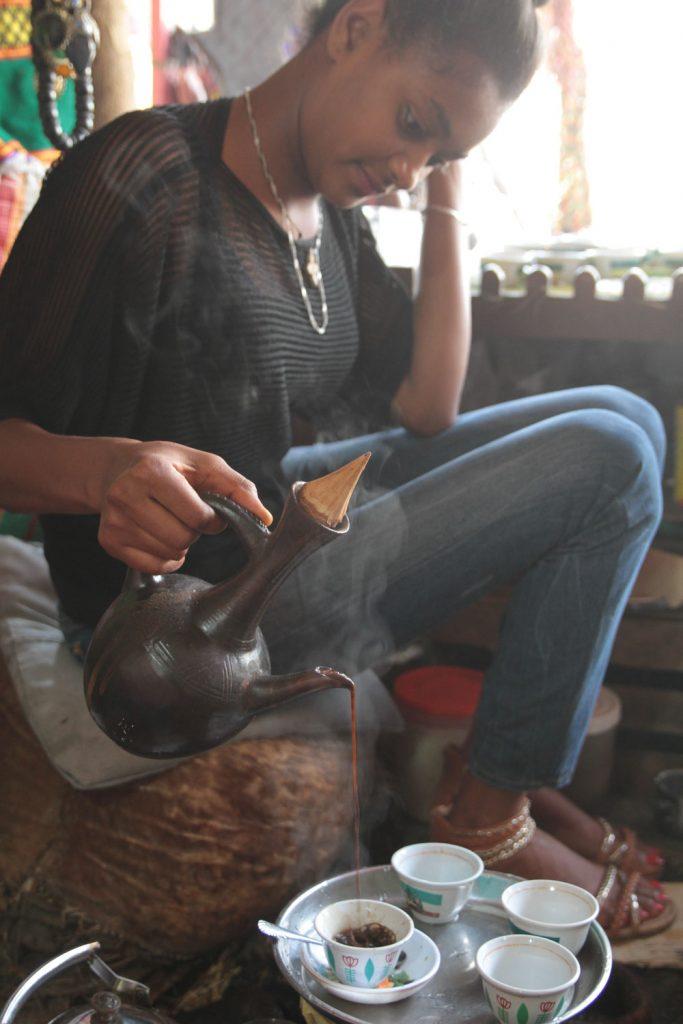 エチオピアコーヒー(5)