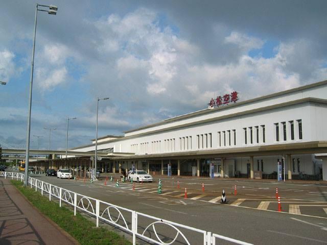 石川県・小松空港