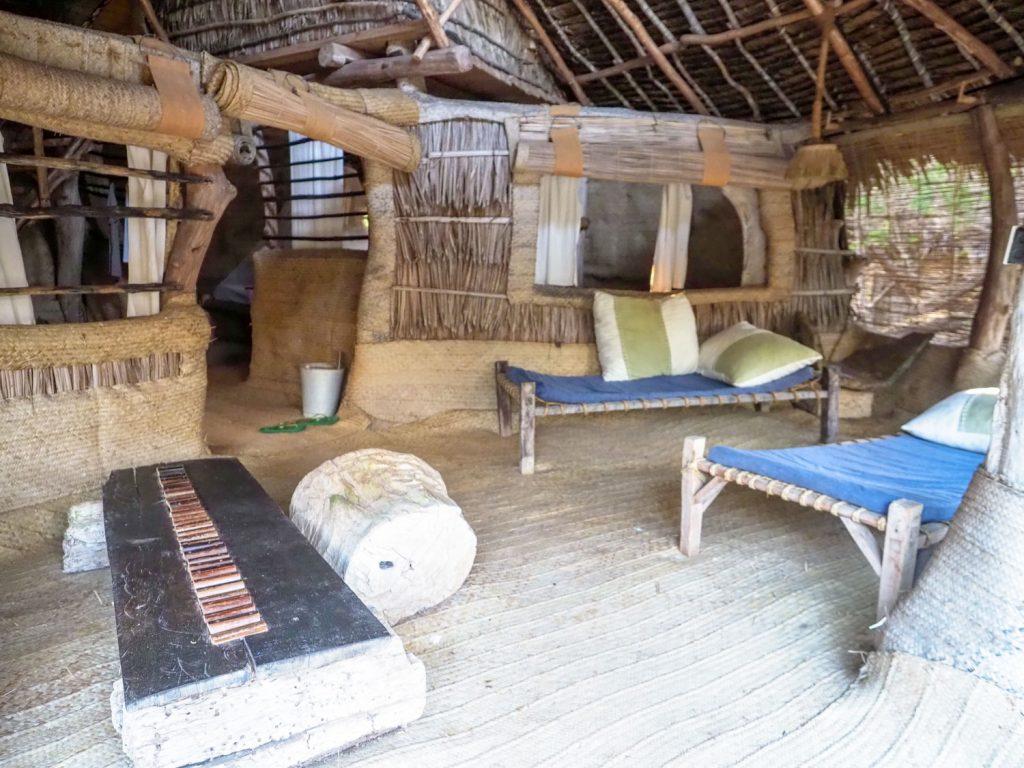 どこの滞在先も素朴ながら、快適な宿泊施設です。
