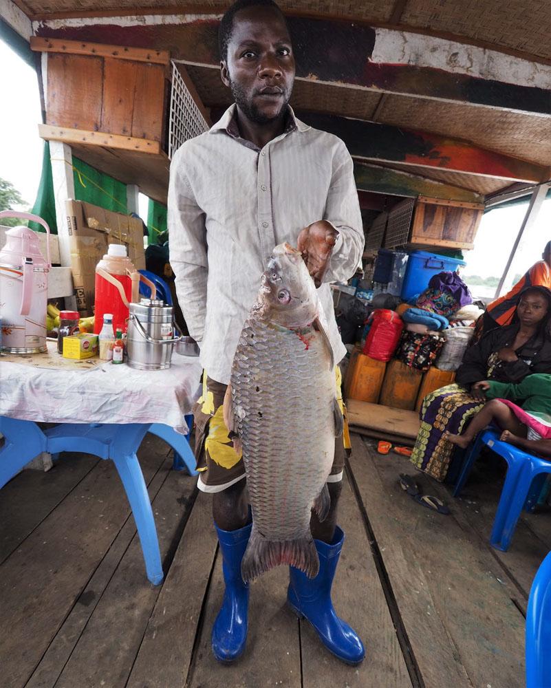 当然、淡水魚だが見たことがないヤツばかり。こんなのとか・・・