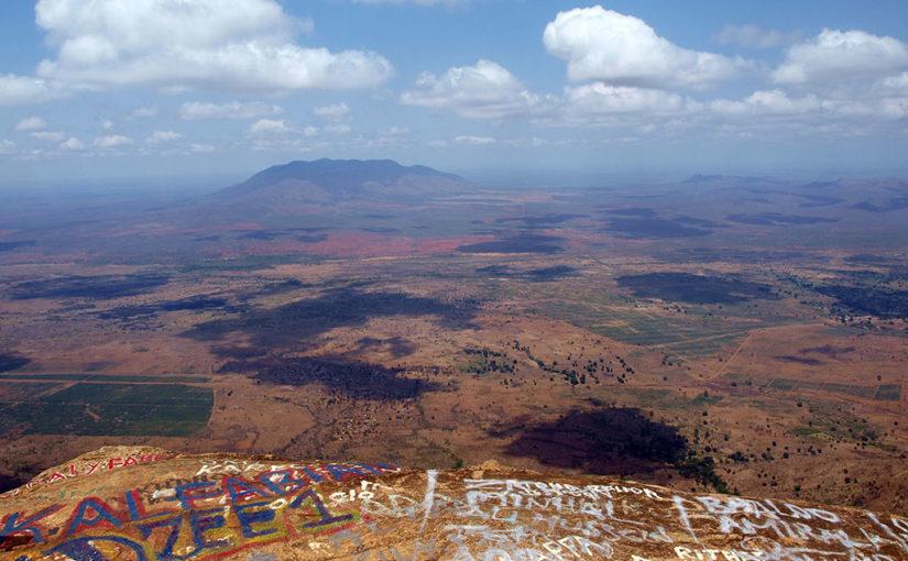 絶景が見られる!タンザニアのイレンテビューポイント