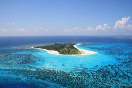 面積6平方キロメートルの小島、バード・アイランド