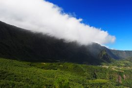 常に変化し続ける雲の動きは、飽きることがありません。