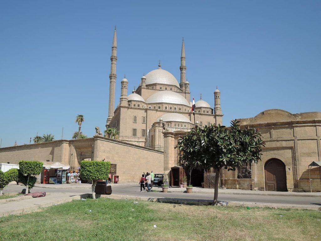 イスラム地区のモハメッド・アリー・モスク