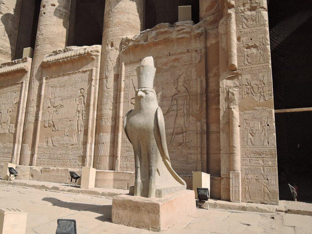 エドフのホルス神殿