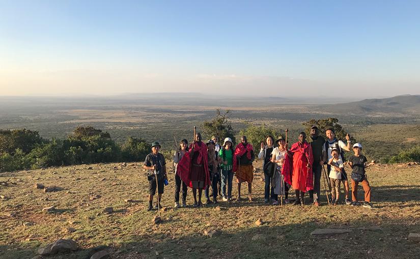 2019年ケニア、夏のキャンプサファリの思いで